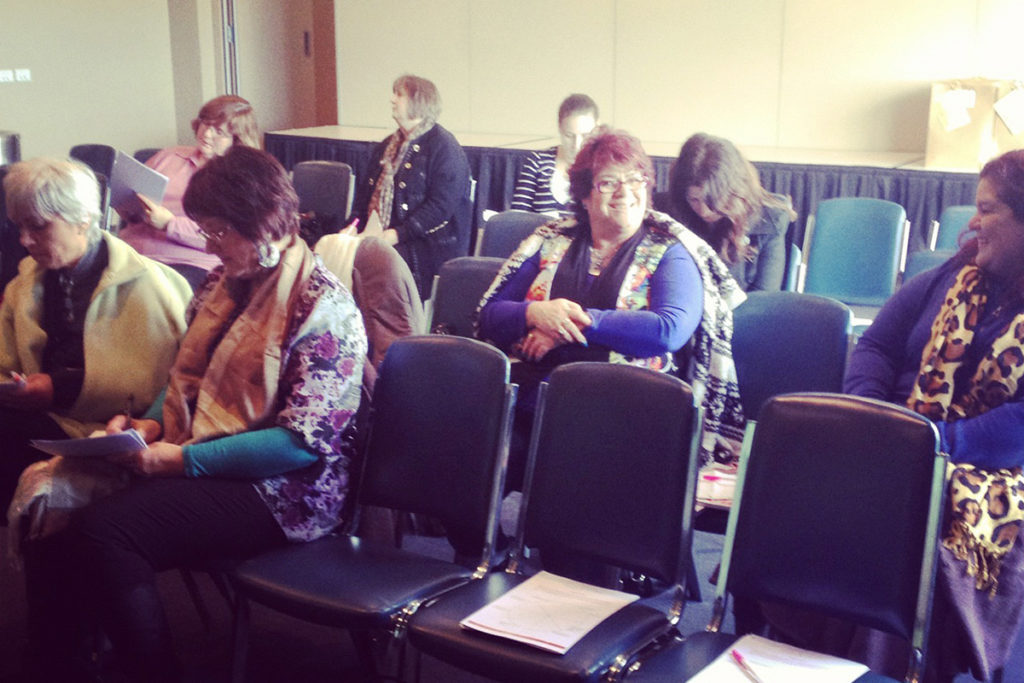 Porfolio - Women's Wellbeing Seminar Series