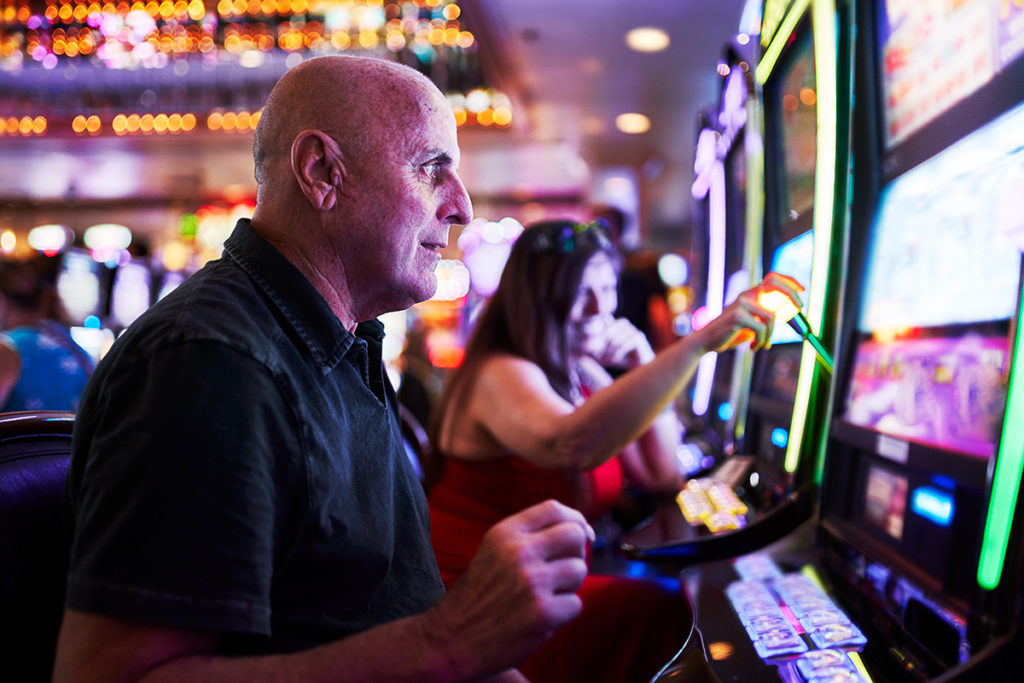 Portfolio - Reducing Gambling